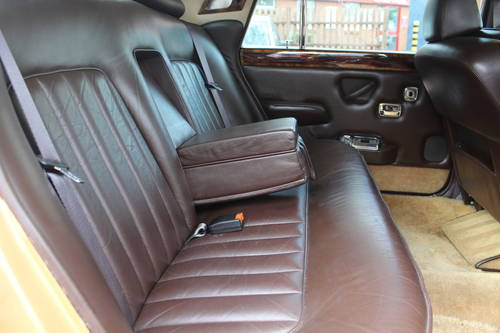 1977 Rolls-Royce Silver Wraith II LHD SOLD (picture 6 of 6)