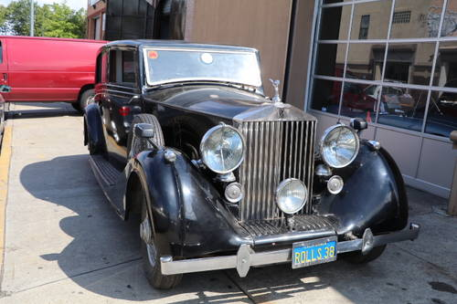 1938 Rolls-Royce 20/25 For Sale (picture 1 of 4)