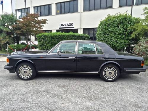 1990 Rolls Royce - Silver Spirit 2 RHD ONE OWNERSHIP For Sale (picture 2 of 6)