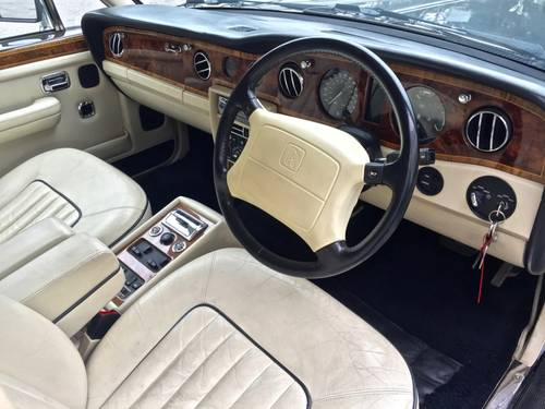 1990 Rolls Royce - Silver Spirit 2 RHD ONE OWNERSHIP For Sale (picture 4 of 6)