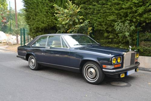 1976 ROLLS ROYCE CAMARGUE FOR SALE  For Sale (picture 1 of 6)