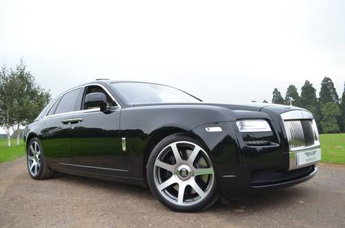 2011 ROLLS-ROYCE GHOST For Sale (picture 1 of 6)
