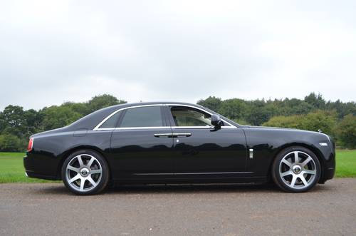 2011 ROLLS-ROYCE GHOST For Sale (picture 2 of 6)