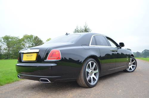 2011 ROLLS-ROYCE GHOST For Sale (picture 6 of 6)