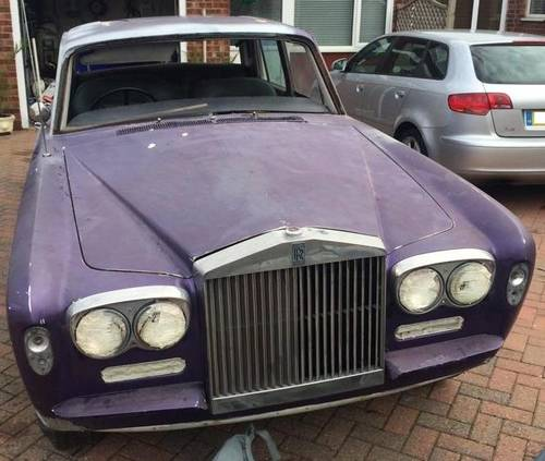 1972 Rolls Royce Silver Shadow Noddy Holder Slade? For Sale (picture 1 of 6)