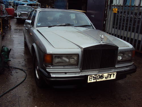 1978 Autocontinental Rolls Royce Bentley breakers Redhill Surrey For Sale (picture 5 of 6)