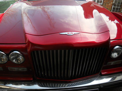 1981 rOLLS ROYCE SHADOW SPIRITS BREAKING AUTOCONTINENTAL For Sale (picture 1 of 6)