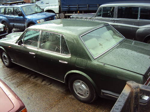 1981 rOLLS ROYCE SHADOW SPIRITS BREAKING AUTOCONTINENTAL For Sale (picture 3 of 6)