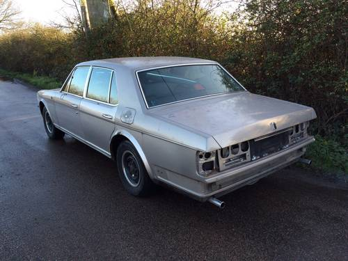 1981 rOLLS ROYCE SHADOW SPIRITS BREAKING AUTOCONTINENTAL For Sale (picture 5 of 6)