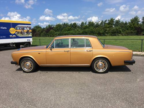 Beautifull 1980 Rolls Royce Silver Shadow II SOLD (picture 6 of 6)