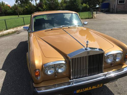 Beautifull 1980 Rolls Royce Silver Shadow II SOLD (picture 1 of 6)