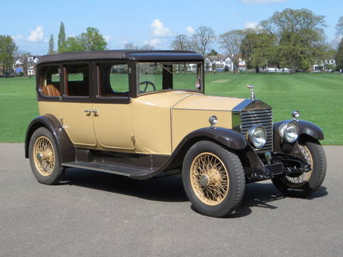 1925 Rolls Royce 20HP Owner Driver Cabriolet by Harrison For Sale (picture 1 of 1)