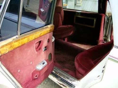 1972 Rolls-Royce Silver Shadow Limousine For Sale (picture 4 of 5)