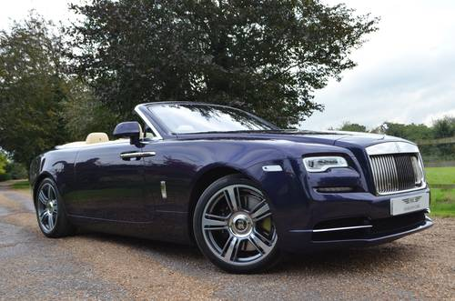 ROLLS-ROYE DAWN 2016/66 For Sale (picture 1 of 6)