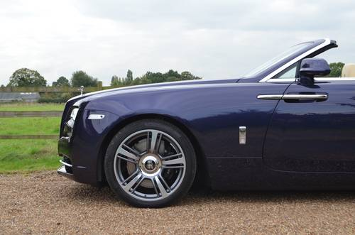 ROLLS-ROYE DAWN 2016/66 For Sale (picture 3 of 6)