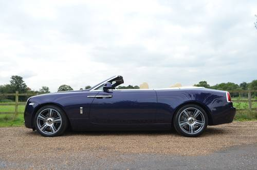 ROLLS-ROYE DAWN 2016/66 For Sale (picture 4 of 6)