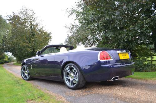 ROLLS-ROYE DAWN 2016/66 For Sale (picture 5 of 6)