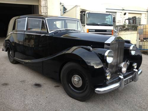 1949 Rolls Royce Silver Wraith by Franay For Sale (picture 3 of 6)