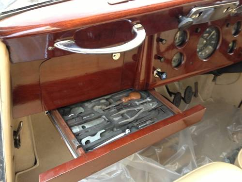 1949 Rolls Royce Silver Wraith by Franay For Sale (picture 4 of 6)