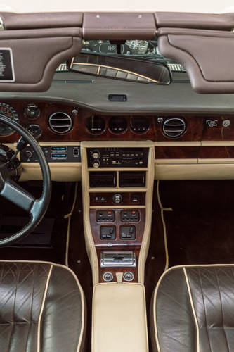 1986 Rolls Royce Corniche II For Sale (picture 5 of 6)