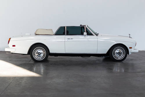 1990 Rolls Royce Corniche III For Sale (picture 2 of 6)