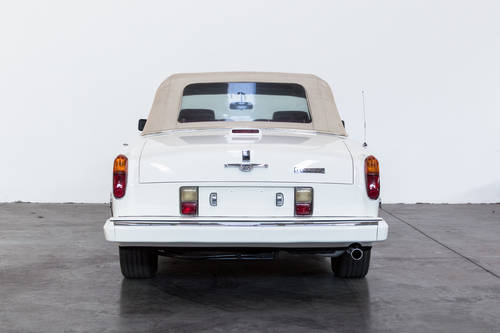1990 Rolls Royce Corniche III For Sale (picture 3 of 6)