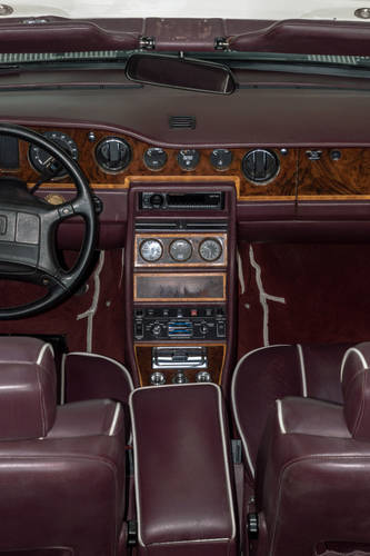 1990 Rolls Royce Corniche III For Sale (picture 5 of 6)