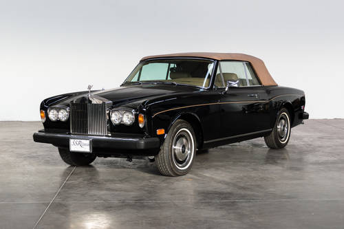 1979 Rolls Royce Corniche  For Sale (picture 1 of 6)