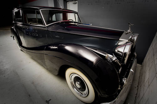 1956 Rolls-Royce Silver Wraith For Sale (picture 1 of 4)