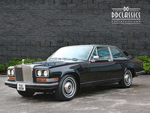 1980 Rolls-Royce Camargue LHD SOLD (picture 1 of 6)