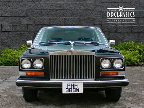1980 Rolls-Royce Camargue LHD SOLD (picture 3 of 6)