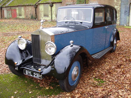 1935 Rolls Royce 20/25 Limousine by Park Ward For Sale (picture 2 of 6)