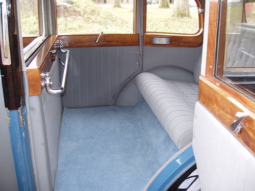 1935 Rolls Royce 20/25 Limousine by Park Ward For Sale (picture 4 of 6)