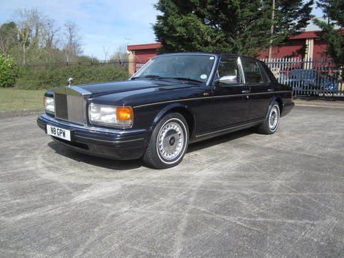 1996 Rolls Royce Silver Spirit III For Sale (picture 2 of 6)