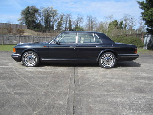 1996 Rolls Royce Silver Spirit III For Sale (picture 3 of 6)