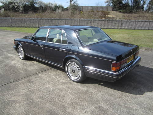 1996 Rolls Royce Silver Spirit III For Sale (picture 4 of 6)