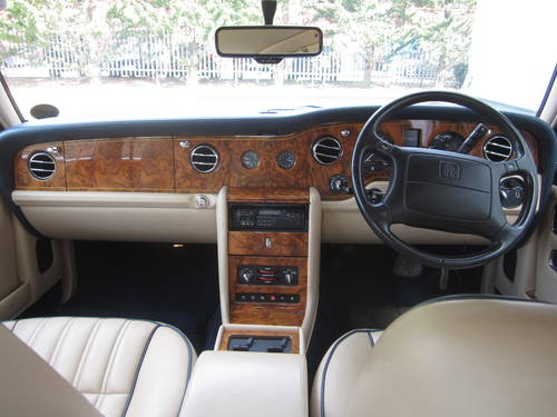 1996 Rolls Royce Silver Spirit III For Sale (picture 5 of 6)