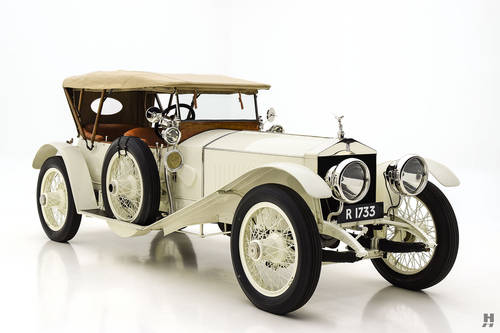 1913 Rolls-Royce Silver Ghost Sports Tourer For Sale (picture 2 of 6)