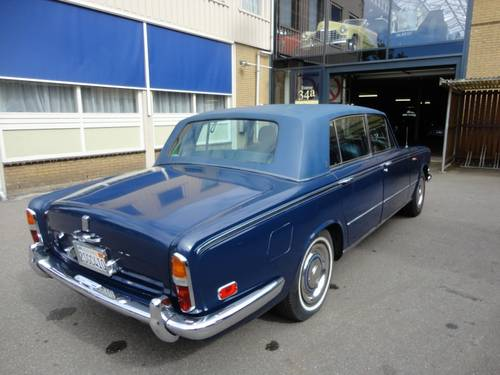 1973 Rolls Royce Silver Shadow For Sale (picture 2 of 6)