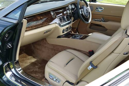 2007 Rolls-Royce Wraith by P & A Wood.  March 2017 For Sale (picture 3 of 3)