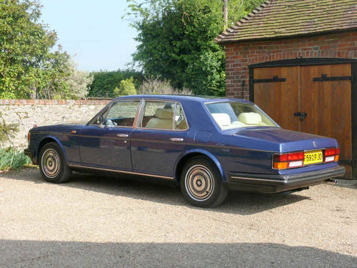 1989 Rolls Royce Silver Spirit  For Sale (picture 2 of 6)
