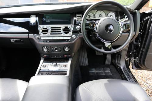 2012 ROLLS-ROYCE GHOST  For Sale (picture 5 of 6)