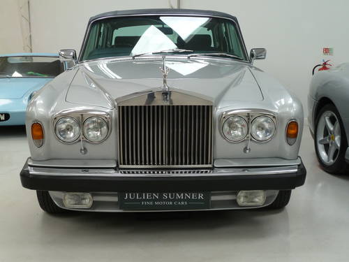 1980 Rolls-Royce Silver Shadow II - Rare Specification - 1 Keeper SOLD (picture 2 of 6)