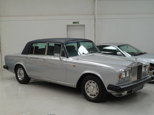 1980 Rolls-Royce Silver Shadow II - Rare Specification - 1 Keeper SOLD (picture 3 of 6)