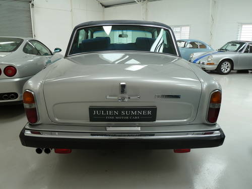 1980 Rolls-Royce Silver Shadow II - Rare Specification - 1 Keeper SOLD (picture 4 of 6)