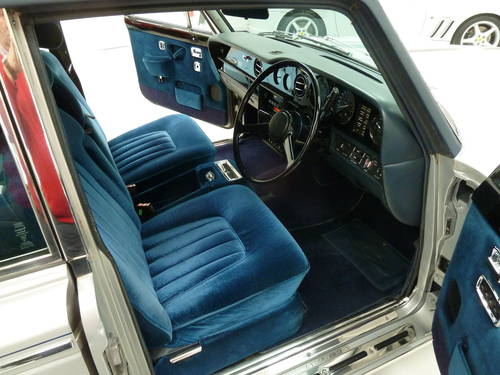 1980 Rolls-Royce Silver Shadow II - Rare Specification - 1 Keeper SOLD (picture 5 of 6)