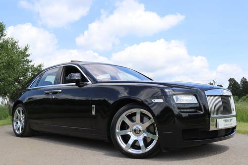 2012 ROLLS-ROYCE GHOST  For Sale (picture 1 of 6)