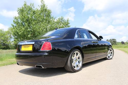 2012 ROLLS-ROYCE GHOST  For Sale (picture 6 of 6)