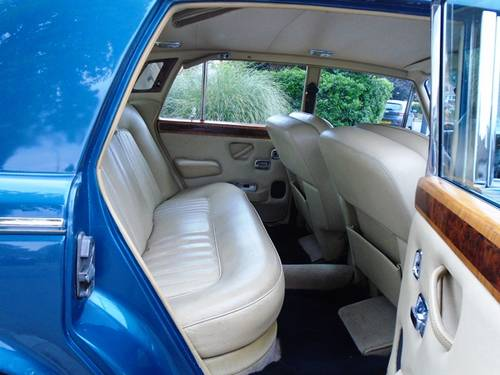 Rolls Royce Silver Shadow 1974 N Reg Superb Flared Arch Mod SOLD (picture 2 of 6)