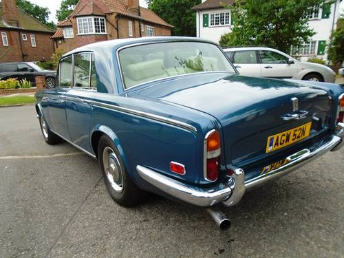 Rolls Royce Silver Shadow 1974 N Reg Superb Flared Arch Mod SOLD (picture 4 of 6)